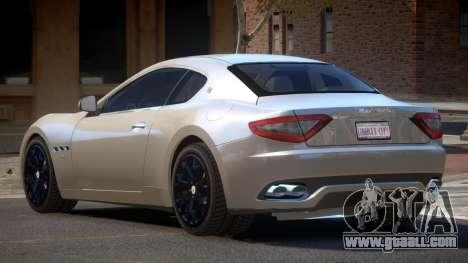 Maserati Gran Turismo LS for GTA 4