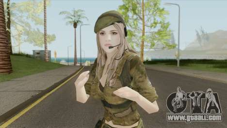 Kristen Stewart for GTA San Andreas