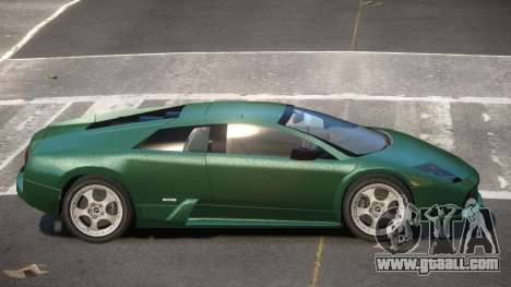 Lamborghini Murcielago SR for GTA 4