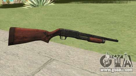 Shotgun (Silent Hill: Downpour) for GTA San Andreas