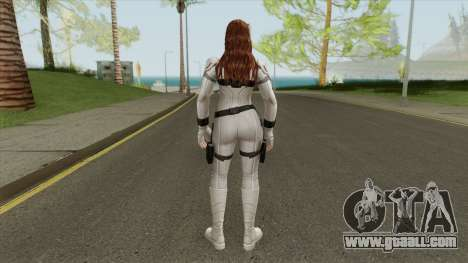 Black Widow (Snow Suit) for GTA San Andreas