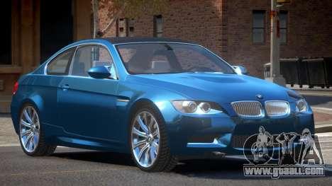 BMW M3 E92 MR for GTA 4