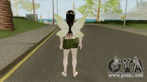 Hot Kokoro Summertime for GTA San Andreas