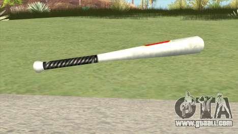 Metallic Bat (Manhunt) for GTA San Andreas