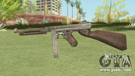 Thompson M1A1 (Mafia 2) for GTA San Andreas