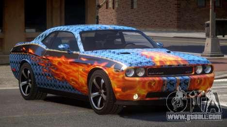 Dodge Challenger GT 392 PJ3 for GTA 4