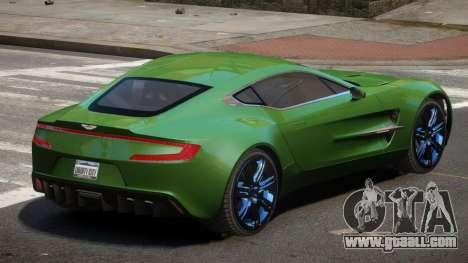 Aston Martin One-77 LS for GTA 4