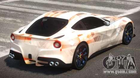 Ferrari F12 GT-S PJ1 for GTA 4