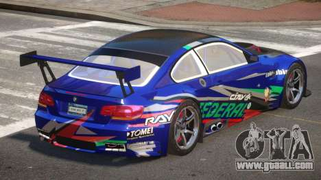 BMW M3 E92 R-Tuning PJ4 for GTA 4