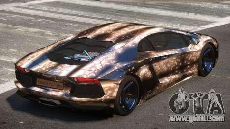 Lamborghini Aventador S-Style PJ2 for GTA 4