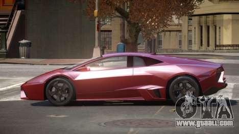 Lamborghini Reventon RGB97 for GTA 4
