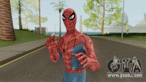 Spider-Man V1 for GTA San Andreas