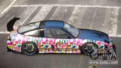 Nissan 240SX D-Style PJ3 for GTA 4