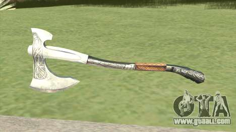 Eivor Axe (Assassins Creed Valhalla) for GTA San Andreas