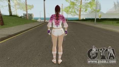 Christie V2 (Tekken) for GTA San Andreas