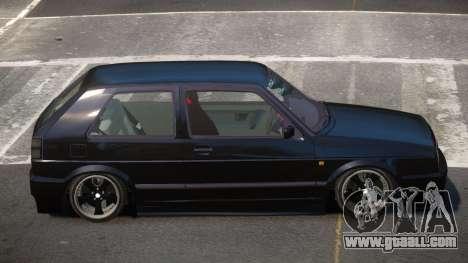Volkswagen Golf MK2 V1.2 for GTA 4