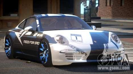 Porsche 911 LR PJ5 for GTA 4