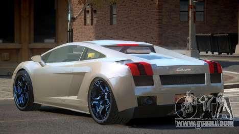 Lamborghini Gallardo V1.2 for GTA 4