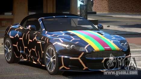 Aston Martin DBS LT PJ3 for GTA 4