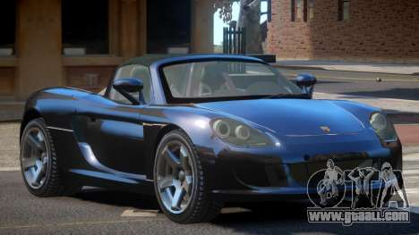 Porsche Carrera GT V1.3 for GTA 4