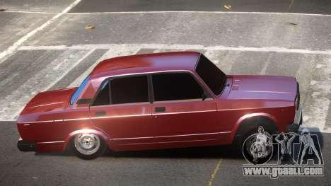 VAZ 2107 Azelow V1.1 for GTA 4