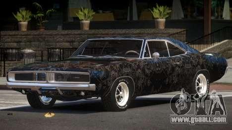 1966 Dodge Charger SR PJ4 for GTA 4