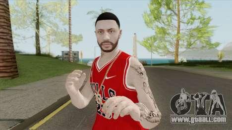 Random Male Skin V15 (GTA Online) for GTA San Andreas