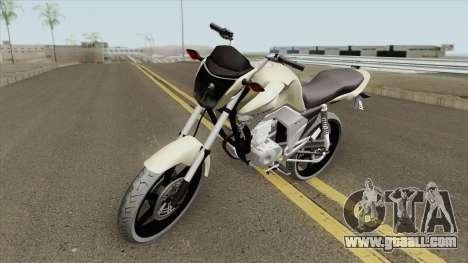 Honda Titan 160 (2018) for GTA San Andreas