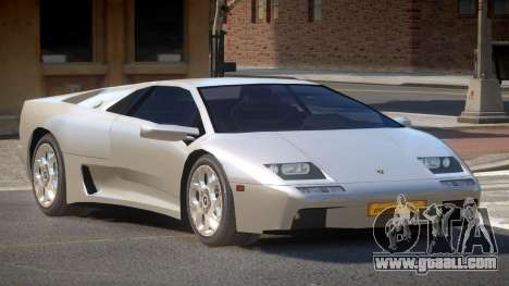 Lamborghini Diablo Alfa for GTA 4