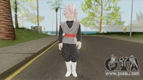 Goku Black V3 (Dragon Ball Super) for GTA San Andreas