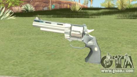 Pistol .357 (GTA Vice City) for GTA San Andreas