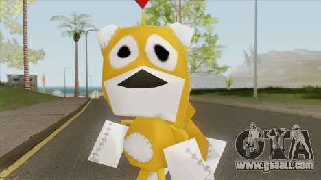 Tails Doll for GTA San Andreas