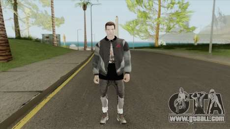 Tom Cruise for GTA San Andreas