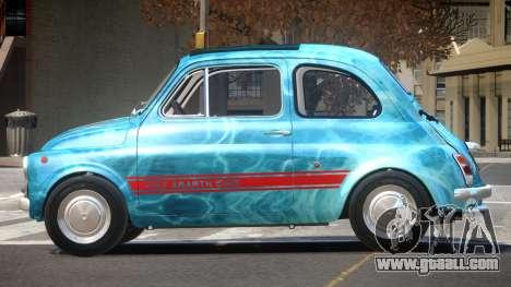 1973 Fiat Abarth PJ1 for GTA 4