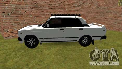 VAZ 2105 Kolkhoz Tuning for GTA San Andreas