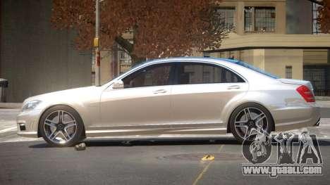 Mercedes-Benz S65 ES for GTA 4