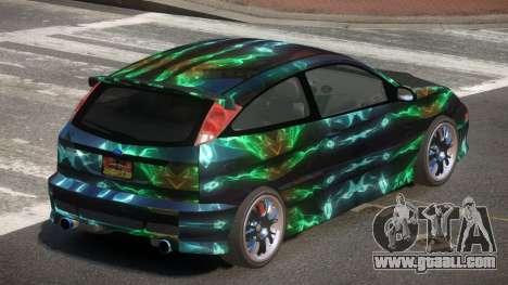 Ford Focus SVT R-Tuning PJ5 for GTA 4