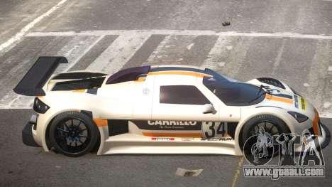 Gumpert Apollo R-Style PJ2 for GTA 4