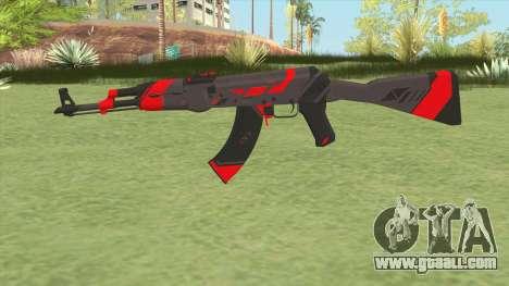 AK-47 (Reaper) for GTA San Andreas