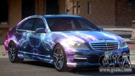 Mercedes-Benz S65 ES PJ2 for GTA 4