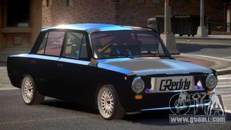 VAZ 2101 L-Tuned for GTA 4