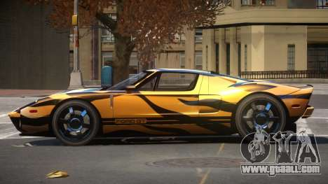 Ford GT S-Tuned PJ5 for GTA 4