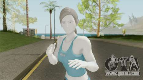 Wii Fit Trainer (Smash Ultimate) for GTA San Andreas
