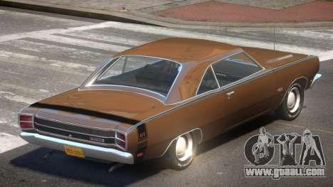 Dodge Dart R-Style for GTA 4