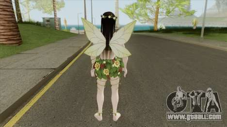 Kokoro Summertime V1 for GTA San Andreas