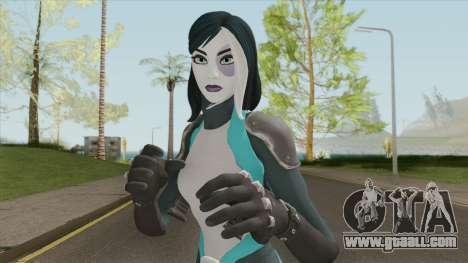 Domino (Fortnite) for GTA San Andreas