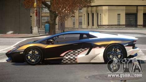 Lamborghini Aventador LP700 RP PJ5 for GTA 4