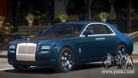 Rolls Royce Ghost RP for GTA 4