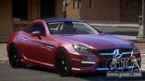 Mercedes SLK55 RG38 for GTA 4