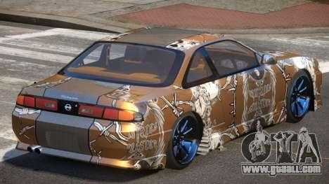 Nissan Silvia S14 R-Tuning PJ5 for GTA 4